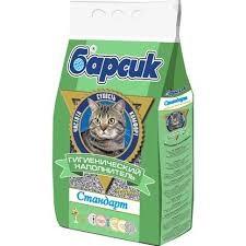 Барсик Наполнитель для кошек стандарт  15л. - фото 10424