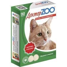Витамины для кошек здоровье/красота 90т - фото 6411