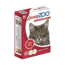Витамины для кошек кожа/шерсть 90 т - фото 6413