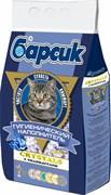 Барсик Наполнитель для кошек силикагель  4,54л.