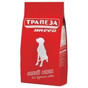 Трапеза Брид сухой корм для собак 20кг