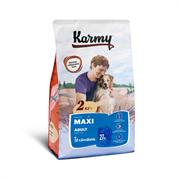 Карми сухой корм для собак крупных пород с телятиной 2кг