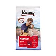 Карми сухой корм для собак средних пород с телятиной 15кг