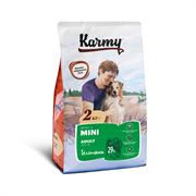 Карми сухой корм для собак мелких пород с телятиной 2кг