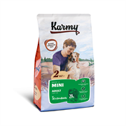 Карми сухой корм для собак мелких пород с телятиной 15кг