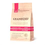 Grandorf сухой корм для домашних кошек с ягненком и рисом 400г