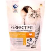 Perfict Fit cухой корм для чувствительных кошек с курицей 190 г