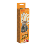 Литтл Ван Палочки для хомяков,крыс,мышей и песчанок с фруктами и орехами