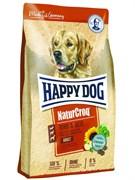 Happy Dog Natur Croq корм для собак Говядина/Рис 15 кг