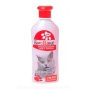 Биавакс шампунь для короткошерстных кошек 305мл