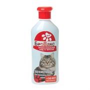 Биовакс шампунь для длинношерстных кошек 305мл