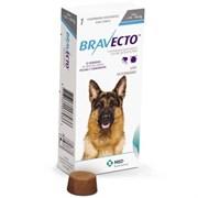 Бравекто (MSD Animal Health) таблетки от блох и клещей для собак весом 20-40 кг