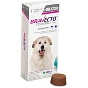 Бравекто (MSD Animal Health) таблетки от блох и клещей для собак весом 40-56 кг