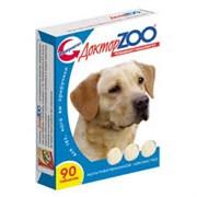 Доктор Зоо Витамины для собак здоровый иммунитет 90т
