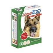 Доктор Зоо Витамины для собак здоровье и сила 90т