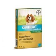 Килтикс Gold Line ошейник от блох и клещей для собак маленьких пород