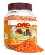 Снек сушеная морковь 200г