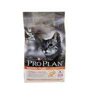 Pro Plan сухой корм для кошек лосось 1,5 кг