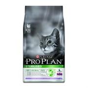 Pro Plan сухой корм для стерилизованных кошек индейка 3 кг
