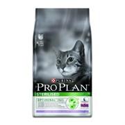 Pro Plan сухой корм для стерилизованных кошек кролик 3 кг