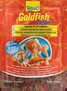 Tetra goldfish color корм для рыб хлопья 12г
