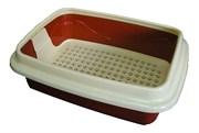 Туалет для кошек Триплекс Большой  48*37*12 см