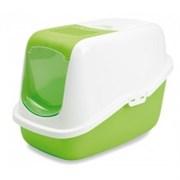 Туалет-дом Нестор зеленый