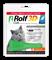 RolfClub 3D Капли для кошек от блох и клещей весом 4-8кг - фото 10753